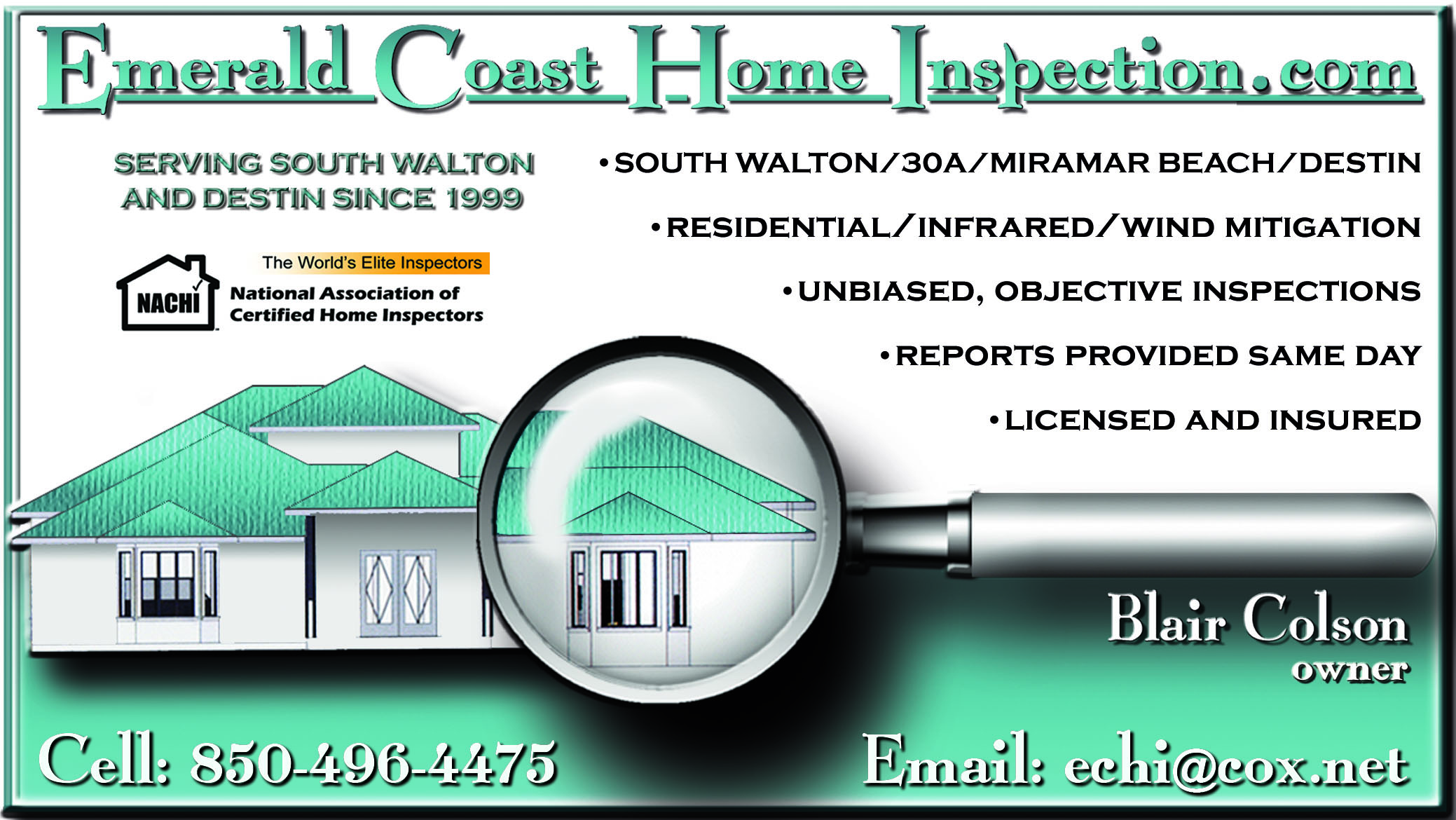 Emerald Coast Florida Map.Emerald Coast Home Inspection Emerald Coast Homes Online